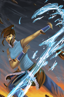 I'm the Avatar, Deal With It! by jaerezzed