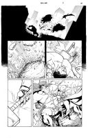 Hulk vs Thor Page 4 by thecreatorhd