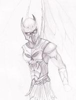Armoured Angel by Stovie