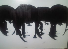 The Beatles by Orion12212012