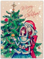 Sweet Christmas! by AmeliaMadHatter