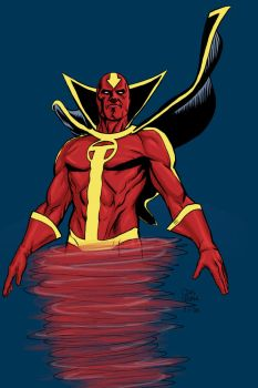 Red Tornado by craigcermak