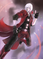 DMC: Dante by Alimika