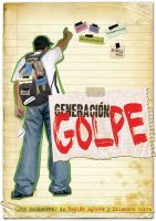 Generacion Golpe - Poster by punksafetypin