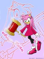 amy rose 17 years old by amyrose7