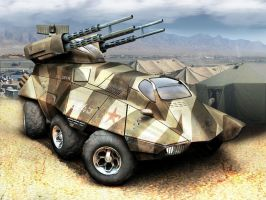 "BRDM ""Bulldog"" by fixer11"