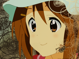"k-on ""yui hirasawa"" by 7161002"