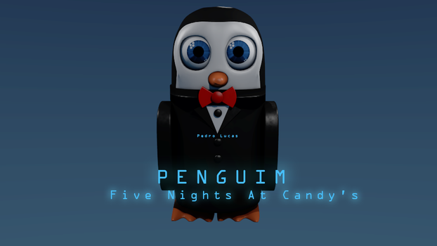 Penguin (Five Nights At Candy's) by Bododinha123