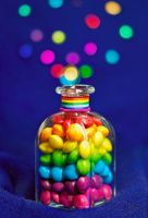 Bottle of Rainbow by Sarah-BK