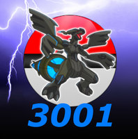 SuperZekrom3001 Profile pic ! by PokeWaffle