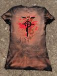 Team Edward Elric shirt-back 2 by Kiku-Goldenflower