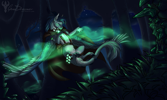 CM - Catching mists by gonedreamer