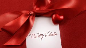Be My Valentine by Ahmed-Jahanzaib