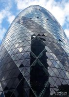 30 Mary Axe by nocturnalangel