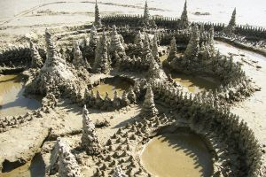 Castles Made of Sand by eLove