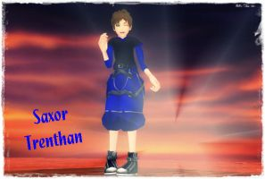 Saxor Bio [part 1 young years] by sophloulou