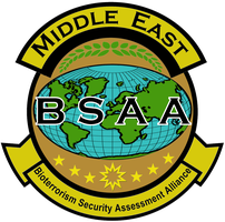 BSAA Insignia Middle East by viperaviator