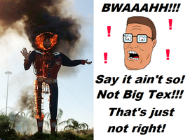 Big Tex by Dynamoe