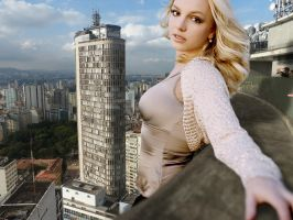 Britney in Sao Paulo by Accasbel