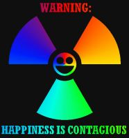 Gay Radiation 2.0: Happiness is Contagious by War-Journalist