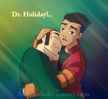 Dr. Holiday!.. by SunyFan