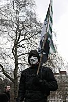 Anonymous Flagman by slysnakesamhardy