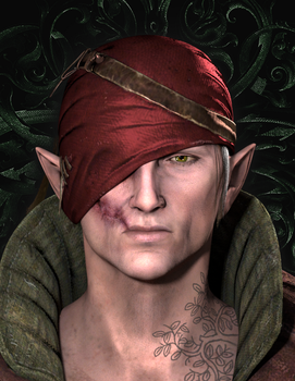Iorveth/Test by AnnaPostal666
