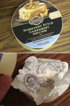 Normandy Style Camembert by Tavoriel