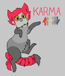 Karma Redesign Contest Entry by audse