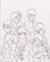 Boys Of Syndicate Zero by Ghost-of-Shoichi