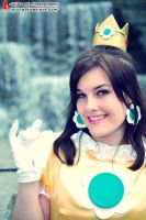 Daisy Smiling by JailBreakDesigns