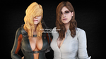The Foley Sisters: Rachael and Gina by Ada-Momiji-Forever