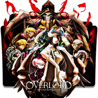 Icon Folder - Overlord by alex-064
