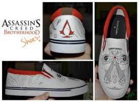 ACB Shoes by TheGreenestRose