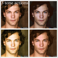 3 Tone Actions by nbones
