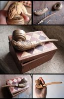 Dwarven pipe by HouseOfLostPlay