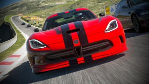 SRT Viper Racing GT6 by RaynePhotography