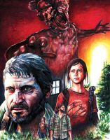 The Last of Us by RobD4E