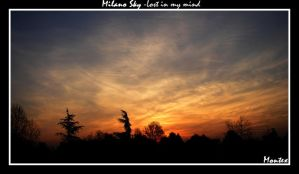 milano sky -lost in my mind by montex