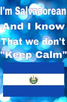 We don't keep calm by animorphs5678