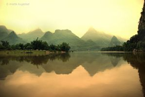 Li River Light by A-Motive