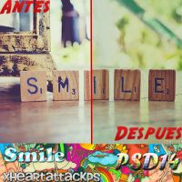 +Smile PSD by xHeartAttackPS