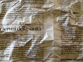 testo giornale by DarkSideofGraphic