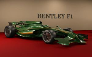 Bentley f1 nextgen by csicso3d