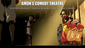 Legend of Korra - Amon's Comedy Theatre by yourparodies