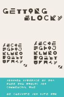 GETTING BLOCKY  - Abstract by MyFox
