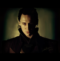 _Loki_ by LindaMarieAnson