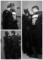 The Day The Punisher Found The Batcave by Cadmus130