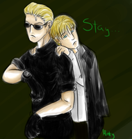 Stay... by MintMongoose