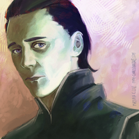 Loki by martinacecilia